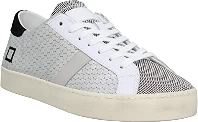 D.A.T.E. Baskets Couleur - Noir, Taille