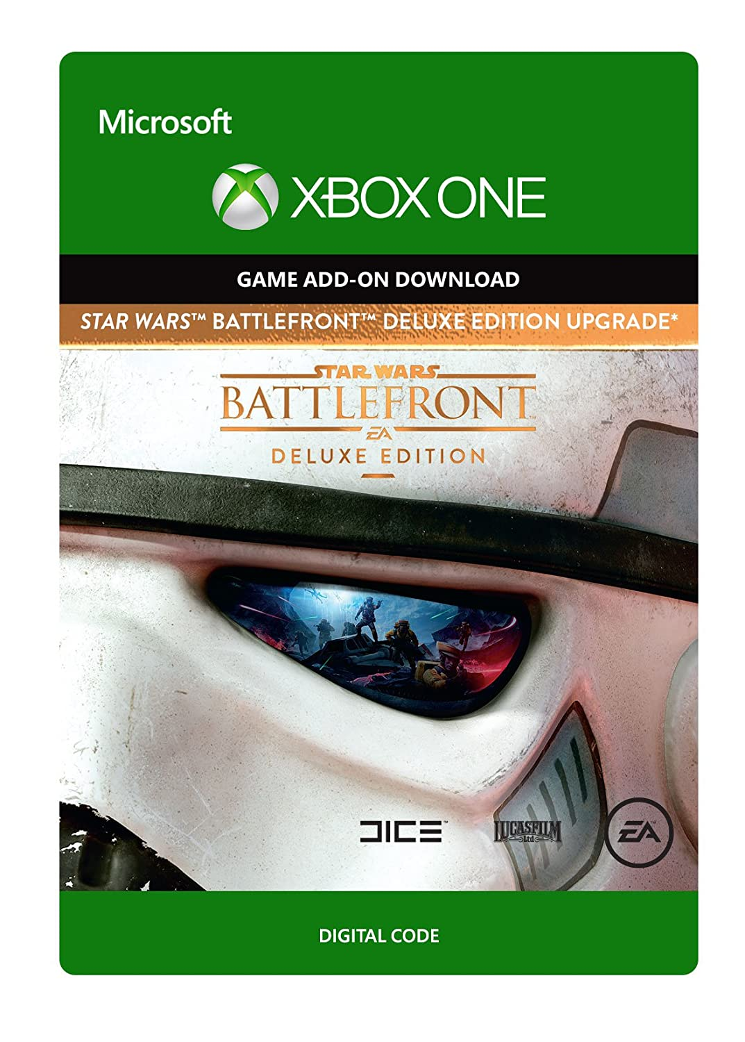 Star Wars Battlefront: Deluxe Upgrade [Xbox One - Download