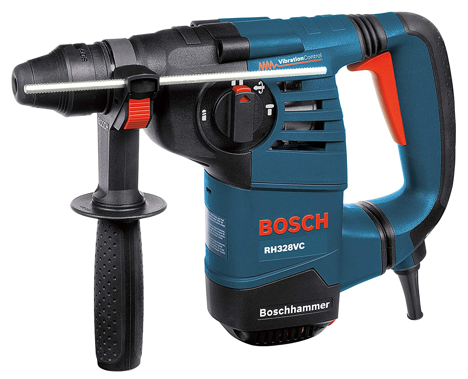 Bosch 1-1 8-Inch SDS Rotary Hammer RH328VC with Vibration Control