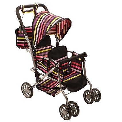 Amazon.com: Mommy & Me 9668 - Cochecito con ruedas ...