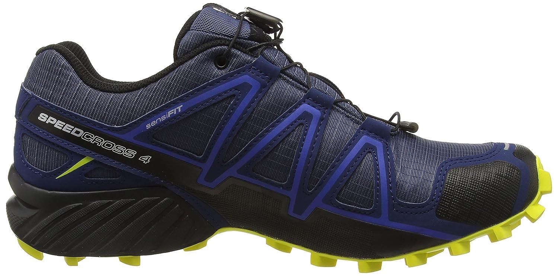 Salomon Herren Speedcross 4 GTX, GTX, GTX, Trailrunning-Schuhe, Wasserdicht efa431