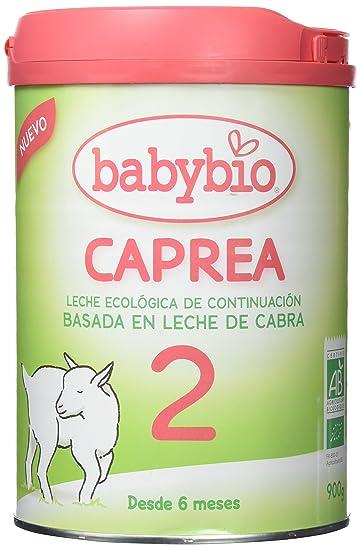 Babybio Caprea Leche 2 Continuación - 900 gr: Amazon.es ...