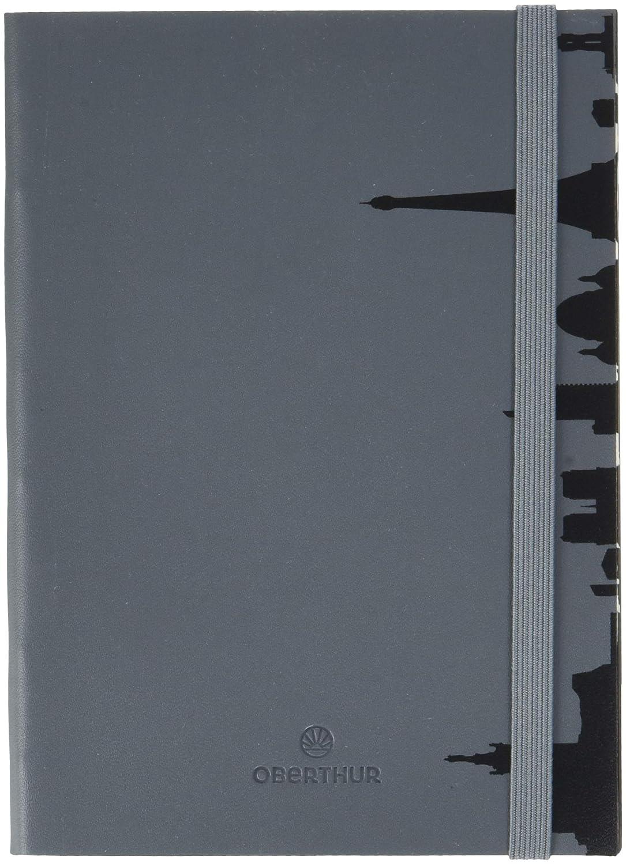 Editions Oberthur 452102–City Taccuino formato A6Paris