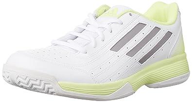 adidas Sonic Attack W, Zapatillas para Mujer, Blanco/Plata ...