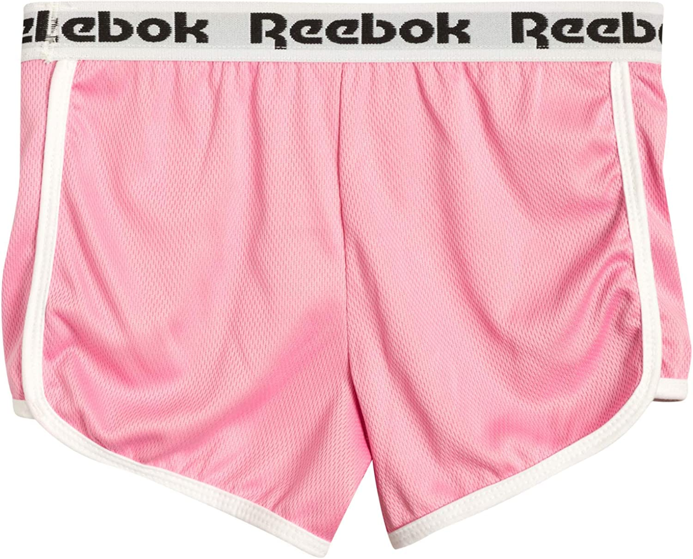 2 Pack Reebok Girls Performance Active Shorts