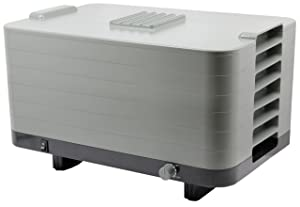 L'EQUIP 528 6 Tray Food Dehydrator, 500-watt