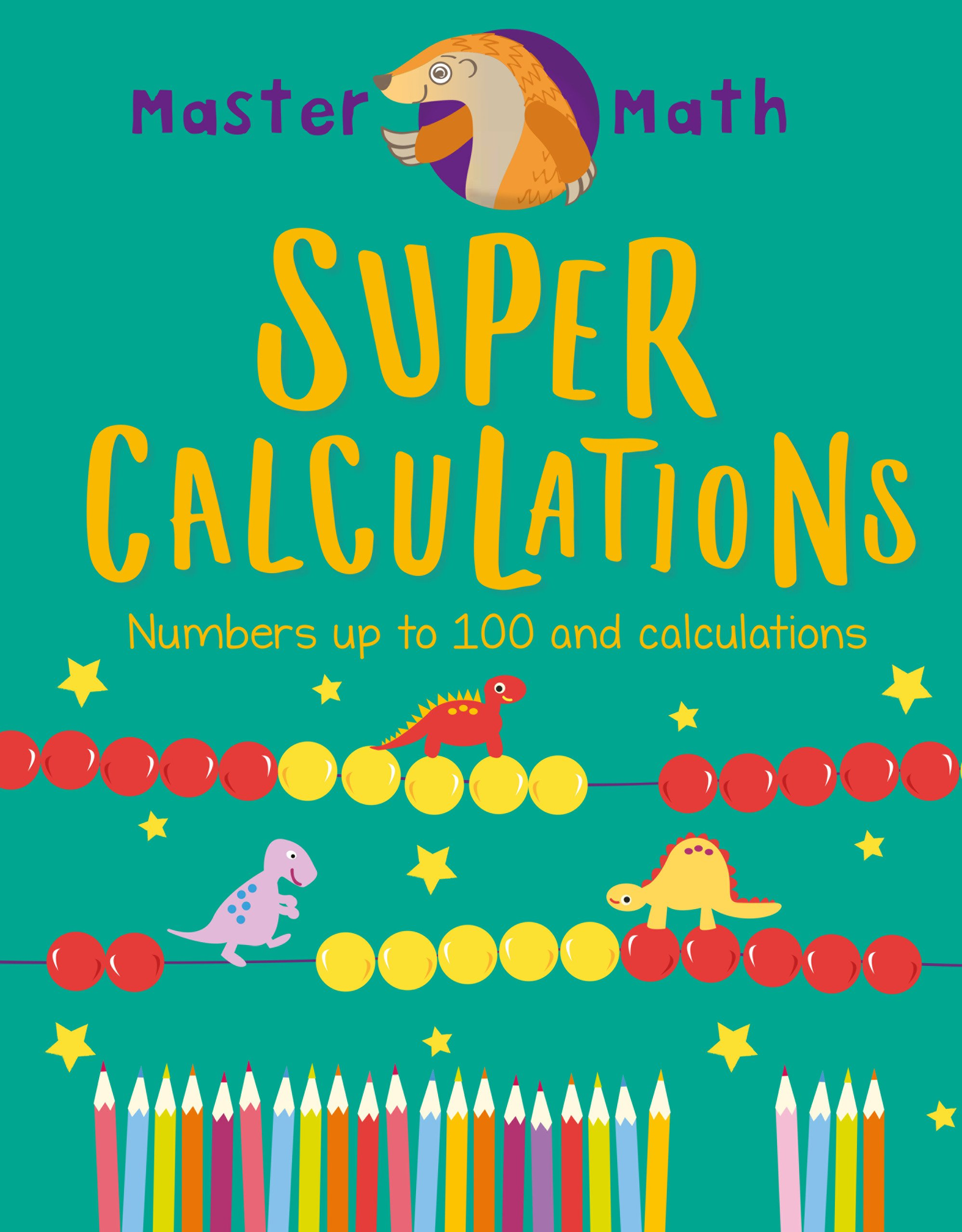 Amazon.com: Super Calculations: Numbers Up to 100, Calculations, and ...