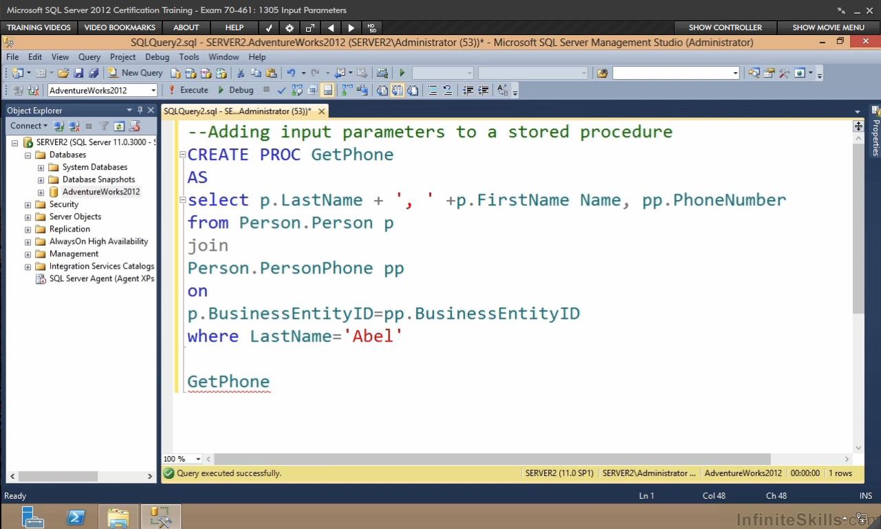 Amazon Microsoft Sql Server 2012 Certification Training Exam