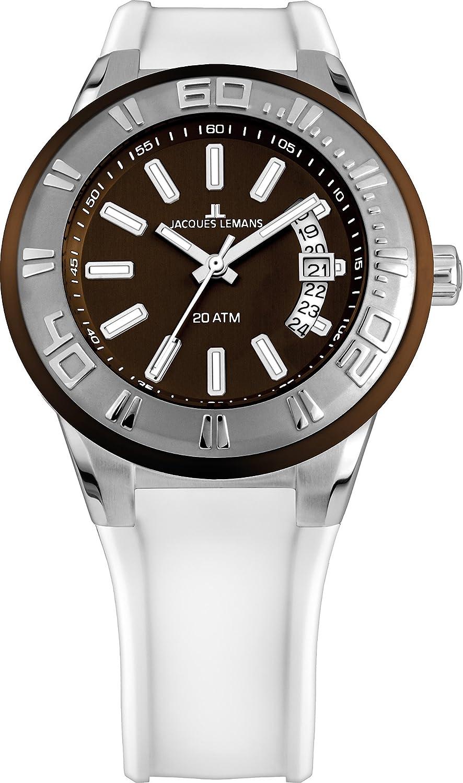 Jacques Lemans Smart Watch Armbanduhr 1-1785D