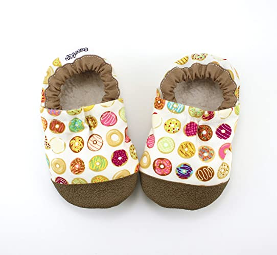 0ef6bebcc1a Amazon.com  donut baby shoes