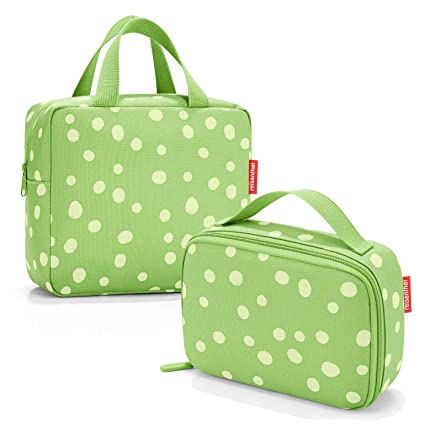 Reisenthel Cooler Set Spots Green: 2 x Bolsa Nevera pequeña para ...