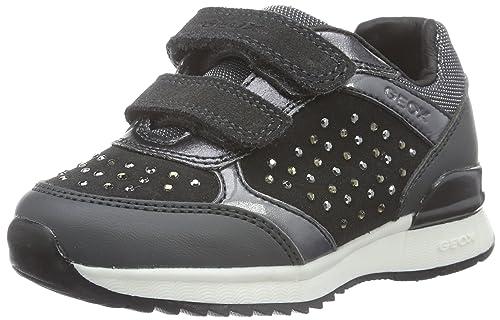 Geox J Maisie Girl C, Zapatillas para Niñas: Amazon.es: Zapatos y complementos