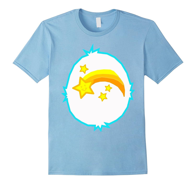 Bear Stare - Wish Bear T-Shirt-FL