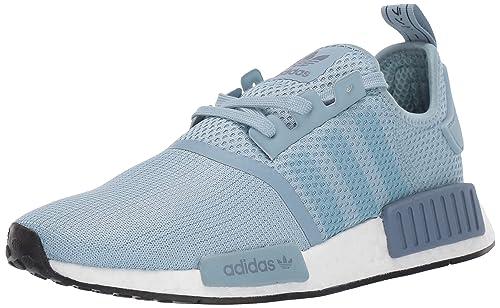 size 40 ad69c 8cbf7 adidas Originals Women s NMD R1 Running Shoe, ash Grey raw Steel, ...