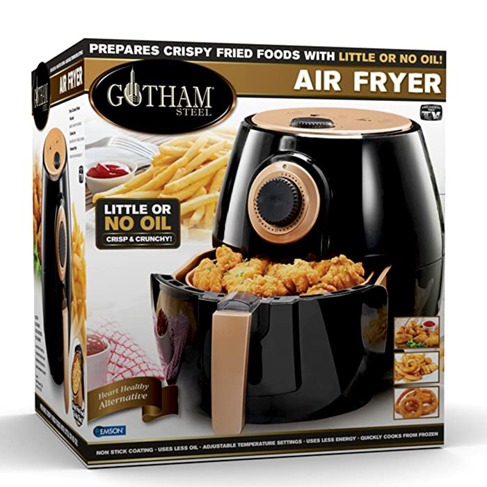 The Best Air Fryer By Cooks Essentials