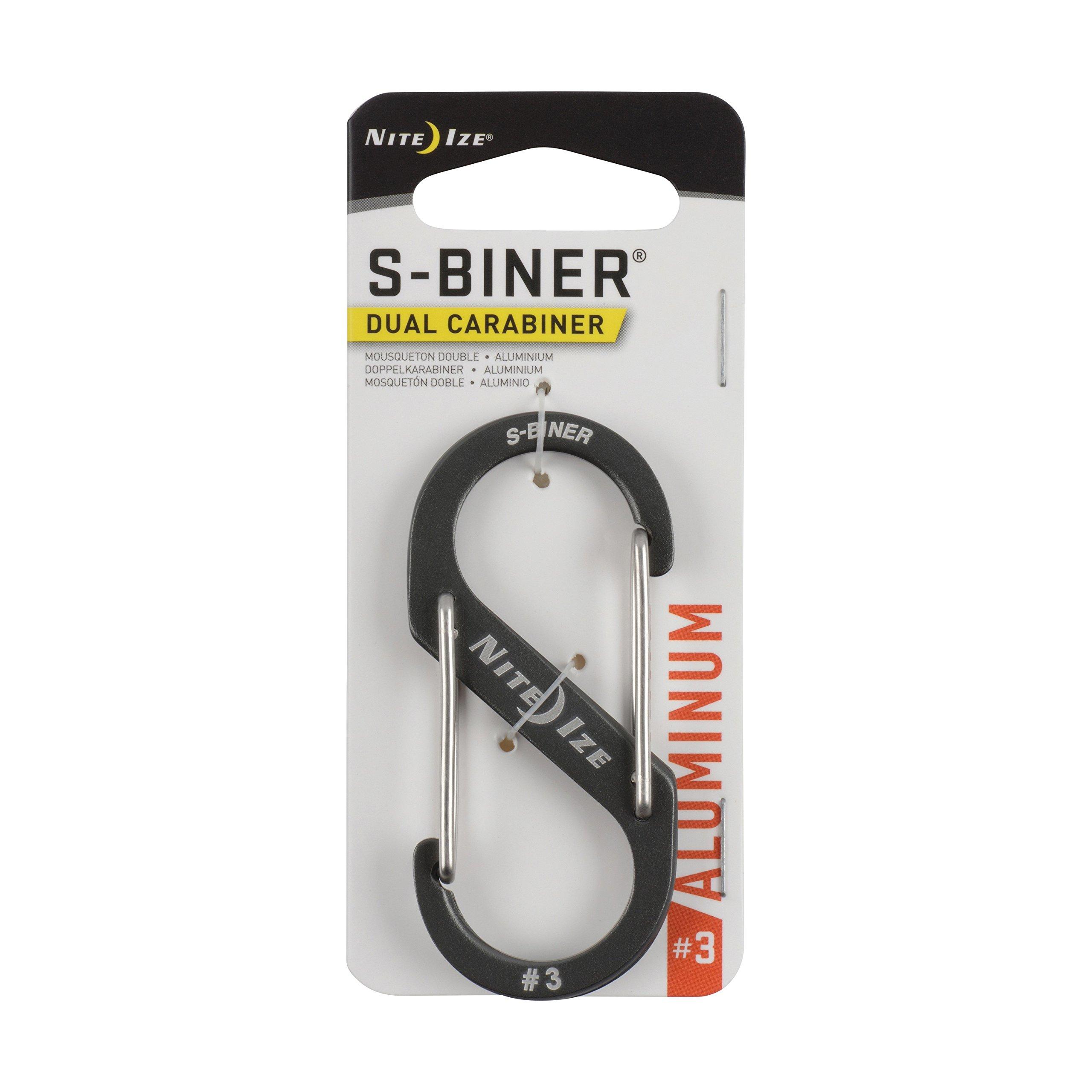 Nite Ize Size-3 S-Biner Dual