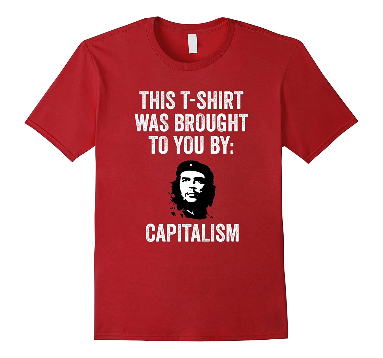 Che Guevara Socialism Capitalism Free Market T Shirt-PL – Polozatee 548c8a24f6