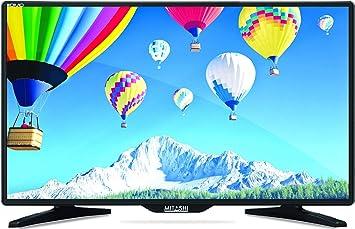 Mitashi 54.61 cm (21.5 Inches) Full HD LED TV MiDE022v16-FHD (Black) (2015 model)