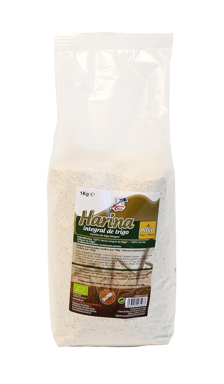 La Finestra Sul Cielo Harina Integral de Trigo - 1000 gr: Amazon.es: Alimentación y bebidas