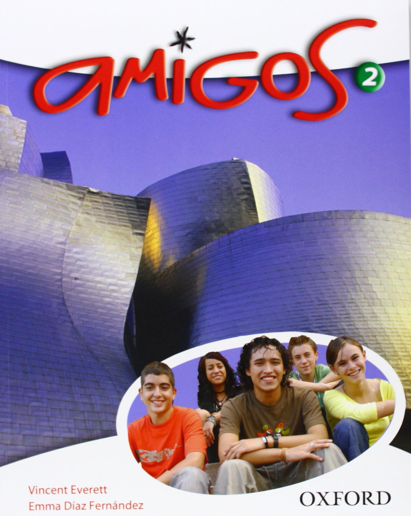 Amigos: 2: Students' Book ebook