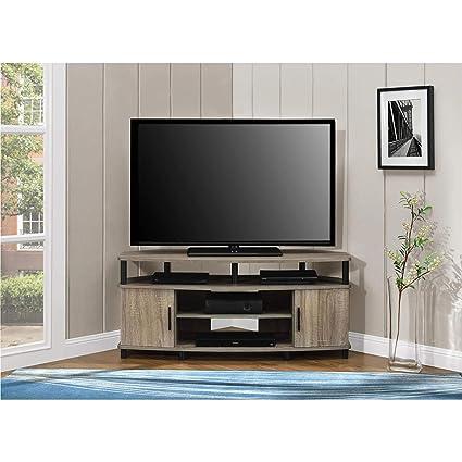 Amazon.com: TV Stand Entertainment Center 50 Inch Corner ...