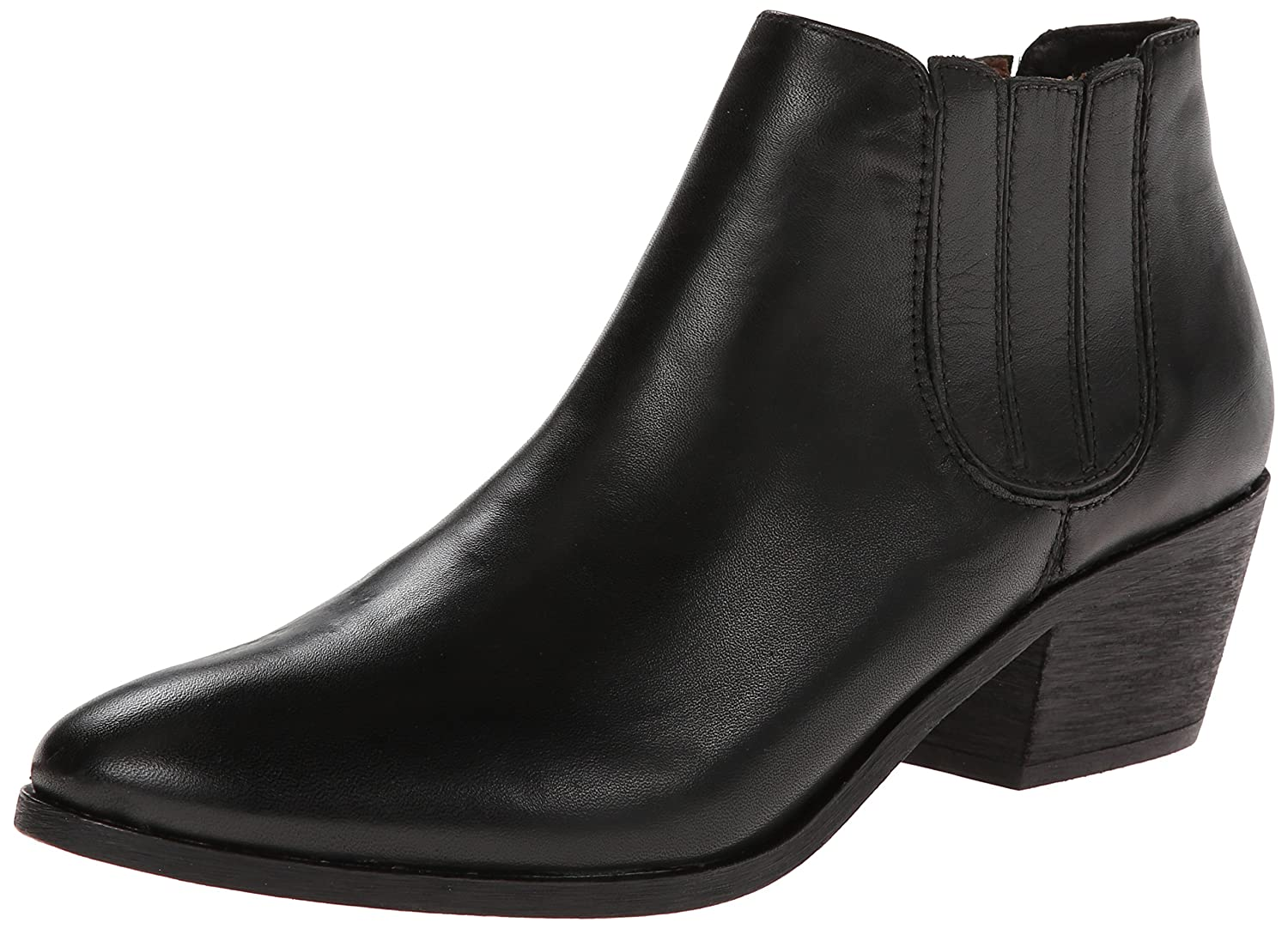 Joie Women's Barlow Boot B00JJ2YK60 37 M EU / 7 B(M) US|Black Leather