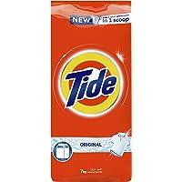 Tide Powder Detergent, Original Scent, 7 KG