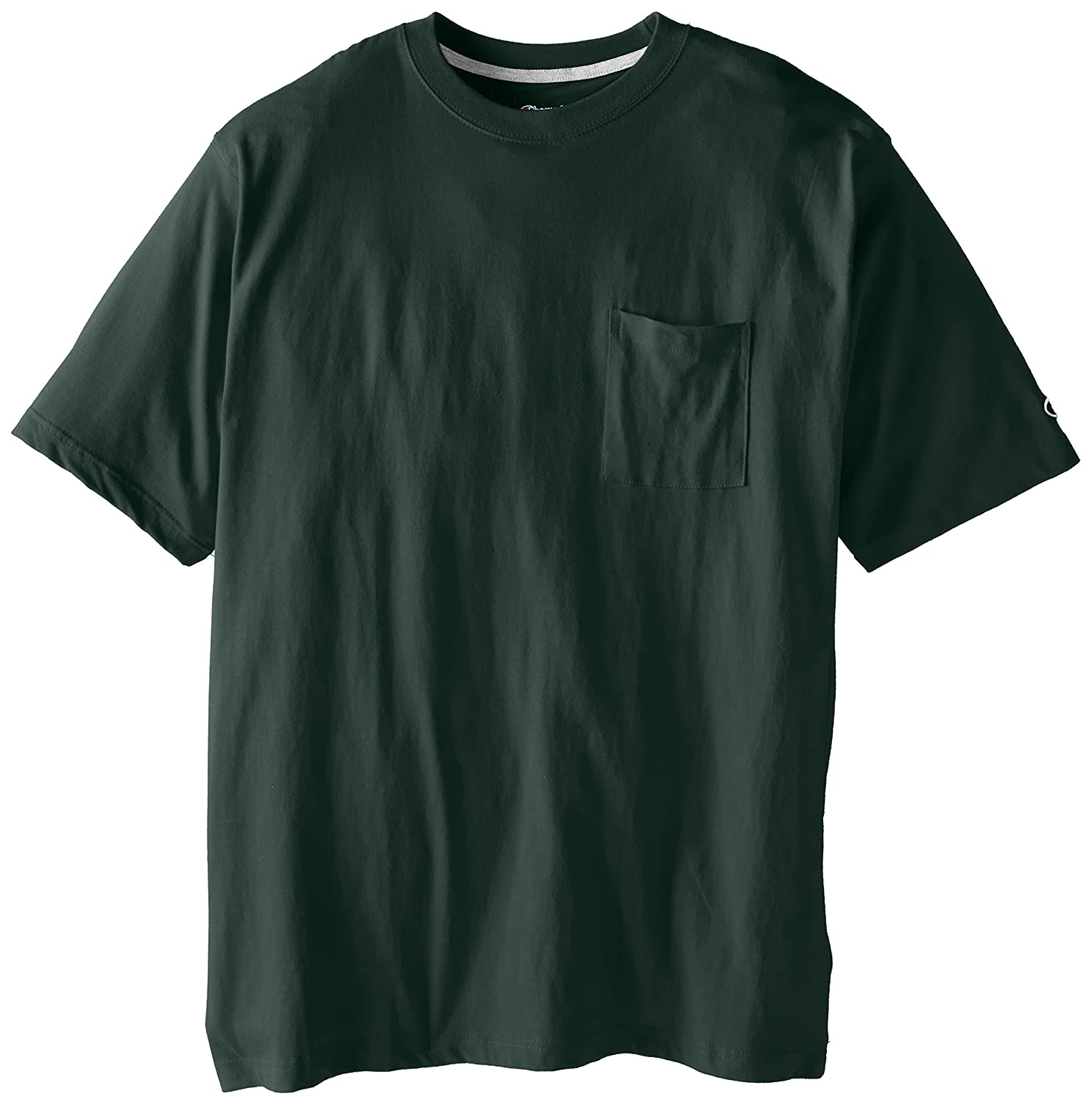 Champion Men's Big-Tall Jersey Pocket T-Shirt Champion Athletic Big & Tall CH310