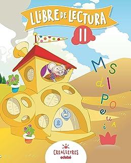 CREALLETRES LLIBRE DE LECTURA II