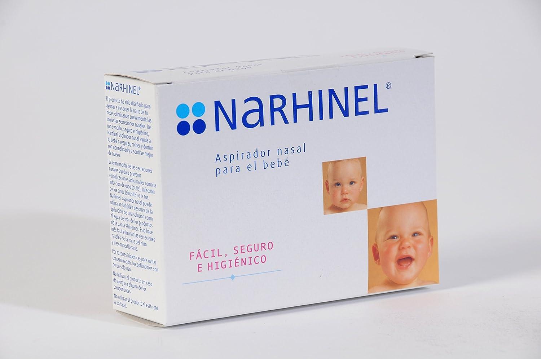 NARHINEL - NARHINEL ASPIRADOR NASAL: Amazon.es: Salud y cuidado personal