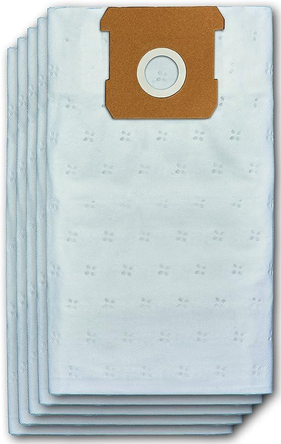 Einhell 2351185 Bolsas de fieltro para aspiradora en seco y húmedo ...