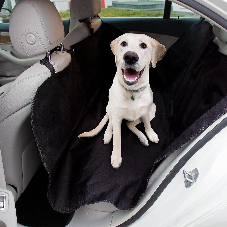 Gr/ö/ße ca 145 x 150 cm casa pura/® Autoschondecke Hundeschutzdecke f/ür Auto f/ür R/ückbank und Kofferraum Autoschutzdecke f/ür Hunde und Nutzlasten