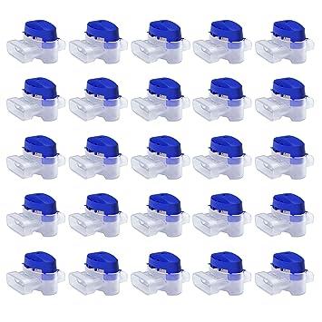 MOWHOUSE Juego de 25 Conectores de Cable para Robot ...