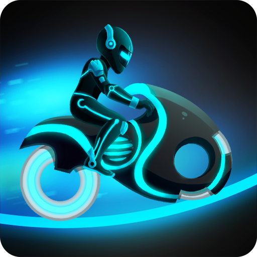 Bike Race Game: Traffic Rider Of Neon City for $<!--$0.00-->