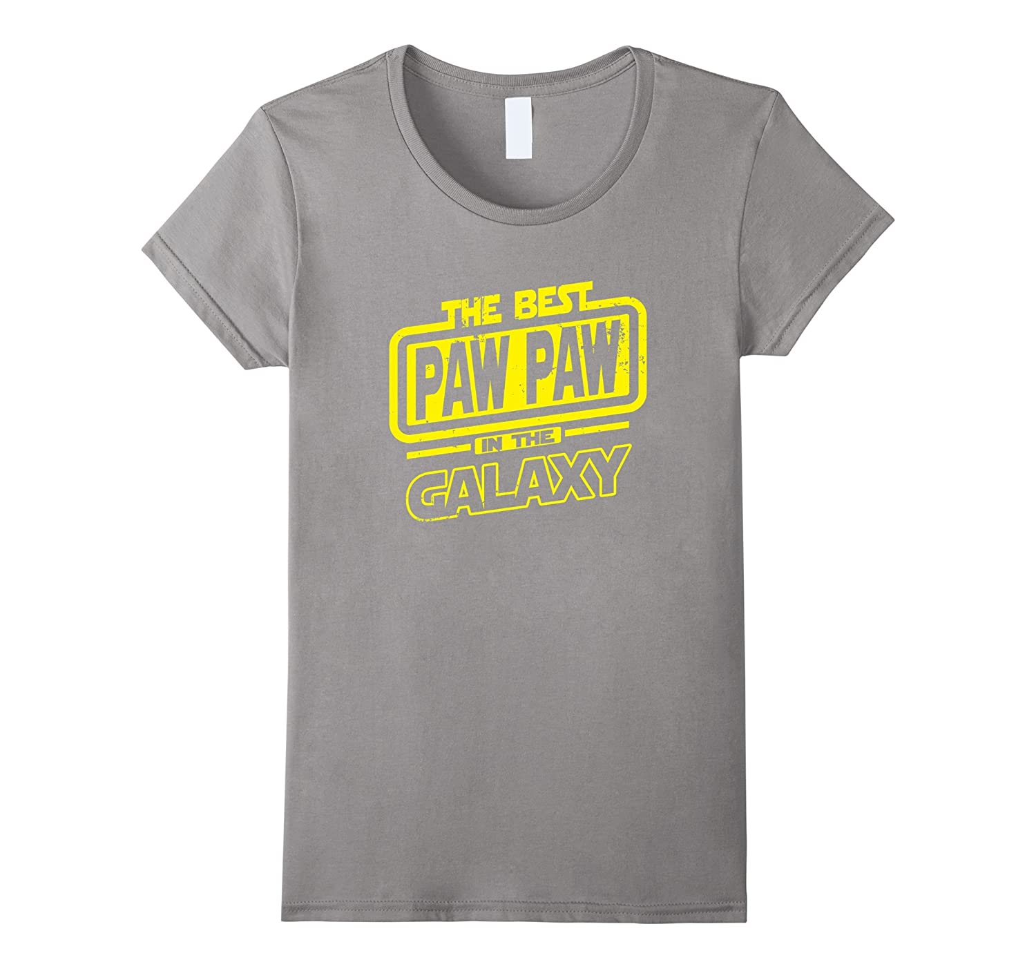 The Best Paw Paw In The Galaxy T-Shirt