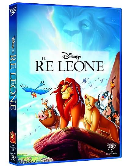 Il re leone: amazon.it: cartoni animati: film e tv