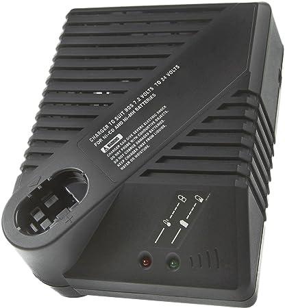 Sila 340141 - Cargador universal para bosch 7.2-24v/110-240 ...