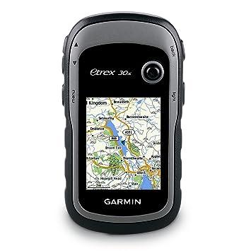 Garmin Etrex X Outdoor Handheld Gps Unit With Topoactive Western Europe Maps Blackgrey
