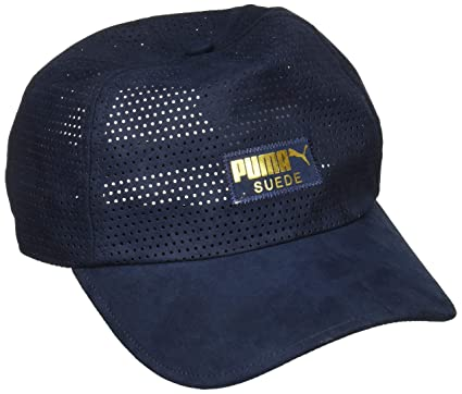 2a00bc30 Puma Men's Baseball Cap (2171702_Peacoat_Adult): Amazon.in: Clothing ...