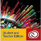 Adobe Creative Cloud multilingual | Student und Teacher | 1 Jahreslizenz | PC | Download