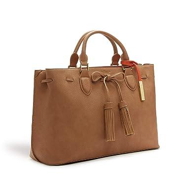 00abe1075498d LaBante - Bolsos Mujer Bandolera - Audrey- Bolso Marron Bolso Shopper Mujer  Bolsa Trabajo Bolso