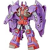 Transformers Toys Cyberverse Action Attackers Ultra Class Alpha Trion 可动公仔 - 重复的激光光束爆炸动作攻击 - 适合 6 岁及以上儿童,7.5 英寸