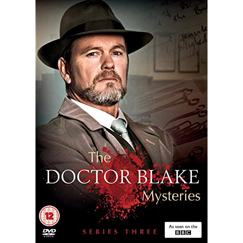 The Doctor Blake Mysteries Series 3 [2015]