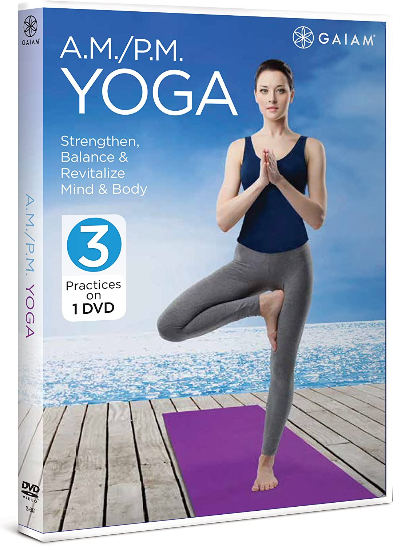 Amazon.com: Gaiam Yoga Beginners DVD Kit: Artist Not ...