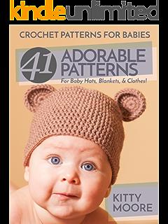 1b4a8b10c 13 Free Baby Crochet Patterns eBook  Prime Publishing  Amazon.co.uk ...