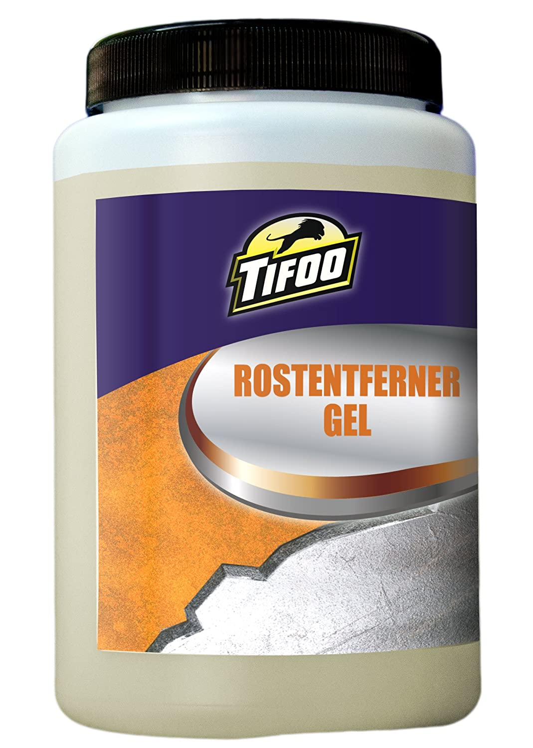 Gel anti-rouille 250 ml - Convertisseur de rouille – Très efficace MARAWE