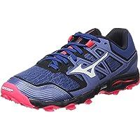 Mizuno Wave Hayate 6, Zapatillas para Carreras de montaña Mujer, 43