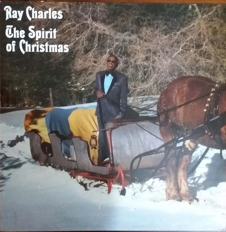Ray Charles That Spirit Of Christmas.The Spirit Of Christmas Lp Amazon Com Music