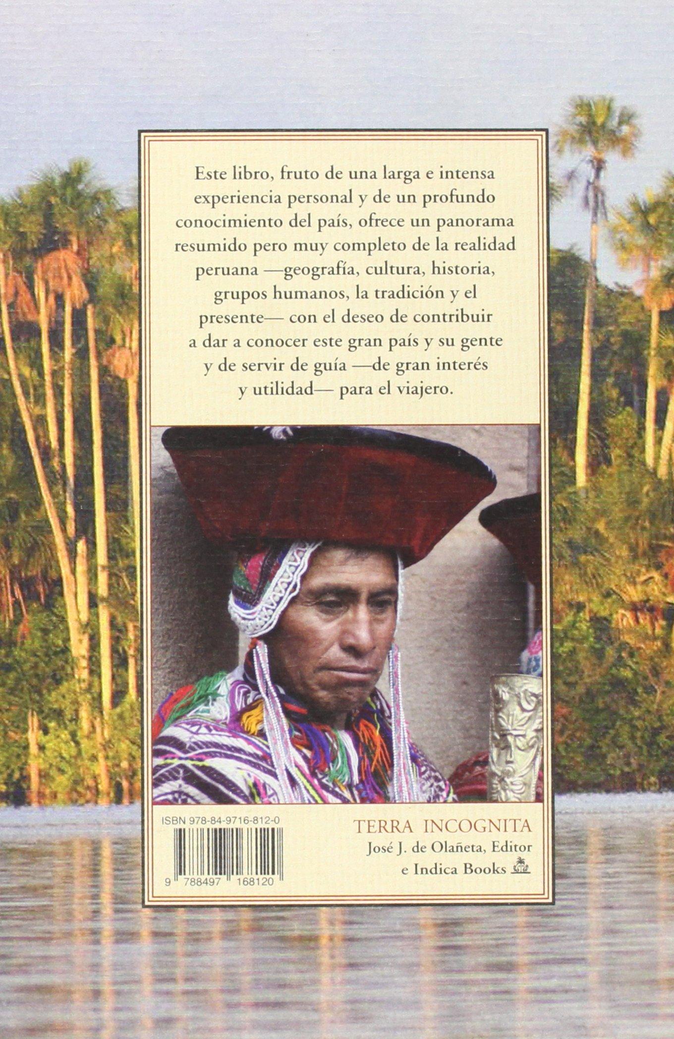 El Perú Por Dentro (Terra Incognita): Amazon.es: María Del Carmen Valadés:  Libros