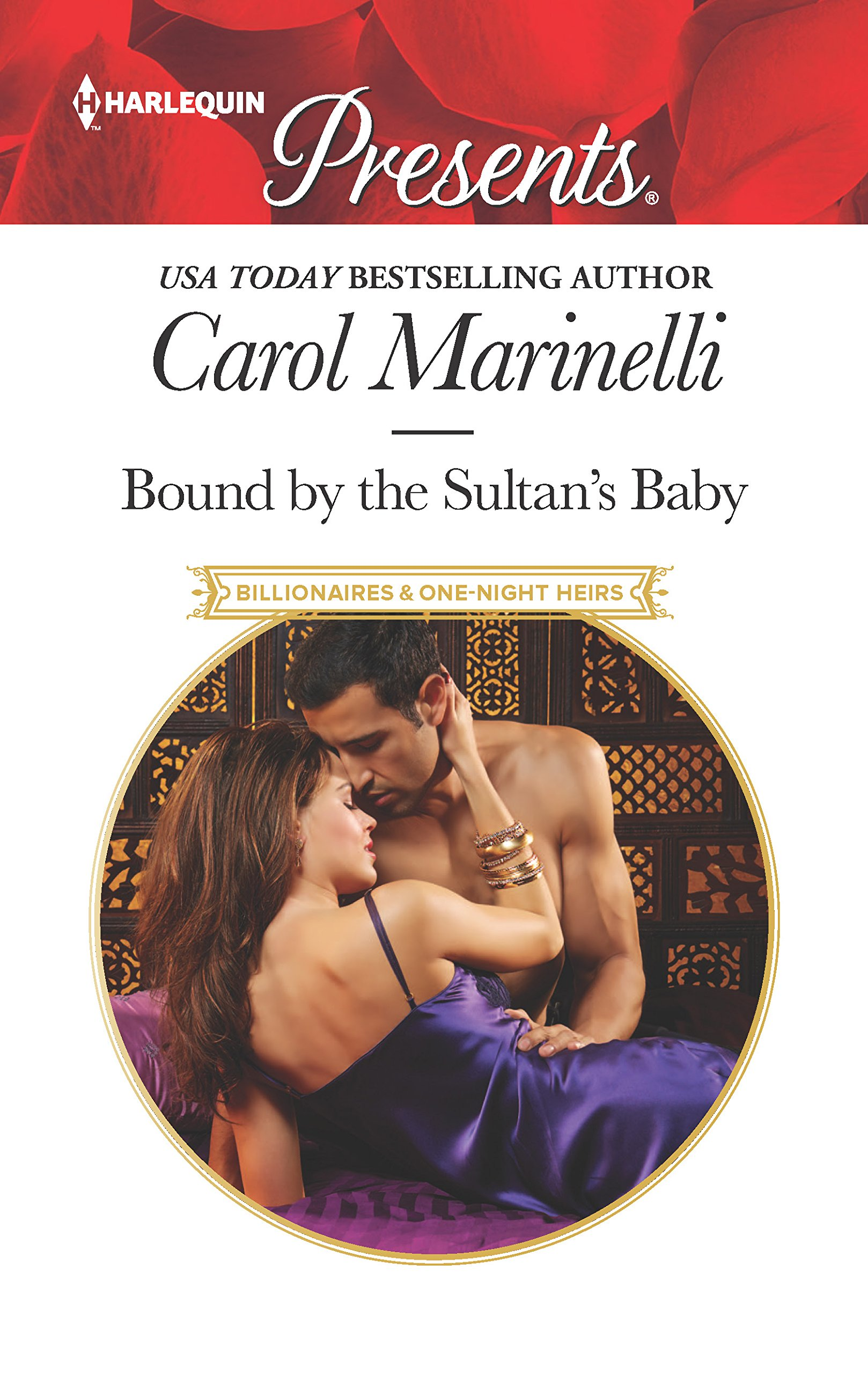 Bound by the Sultan's Baby (Billionaires & One-Night Heirs) pdf epub